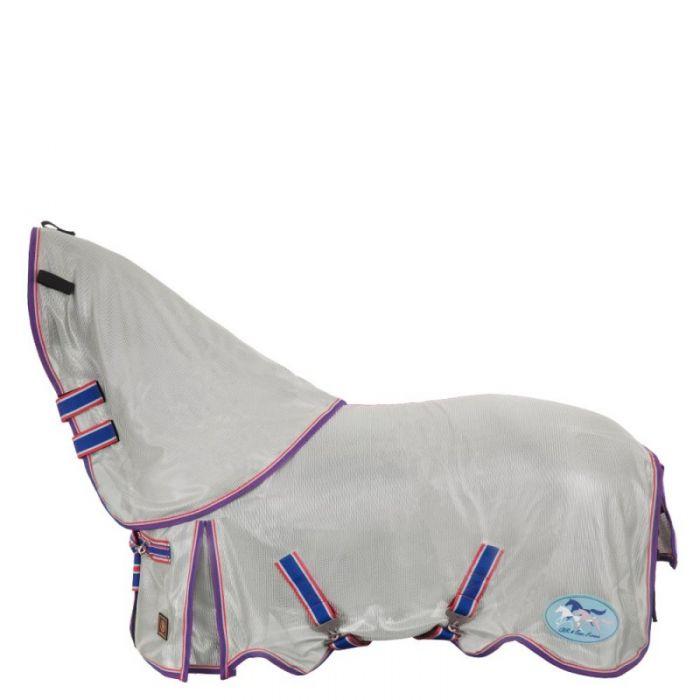 couverture anti mouche cheval